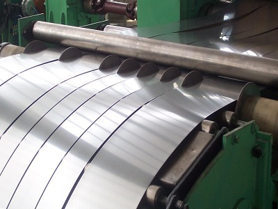 Alloy Sheet Strip Tape Mesh Slitting