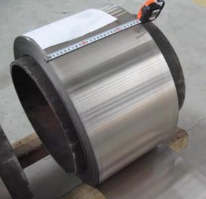 Nickel Foil, Titanium Foil, Nilo Foil, Permalloy Foil, Mu Metal Foil