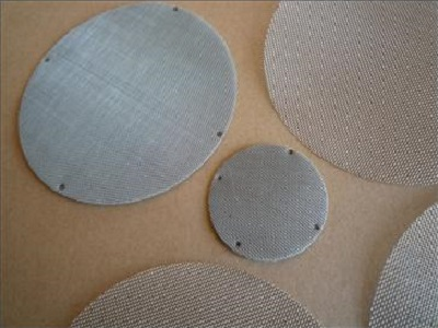 Alloy Sheet and mesh cutting