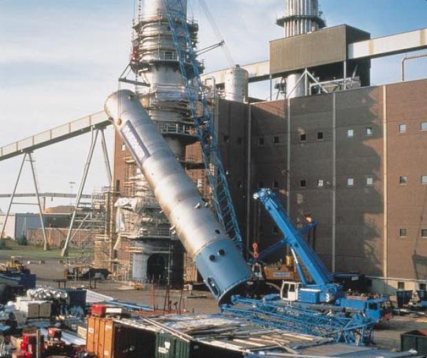 HCl Production Plant